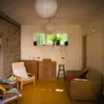 Spacious, airy room for confidential and creative counselling.